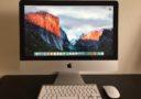 "Apple iMac 21.5"" Intel Core i3 - £350"