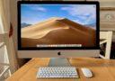 "Apple iMac 27"" - £595"