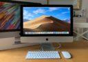 "Apple iMac 21.5"" - £595"